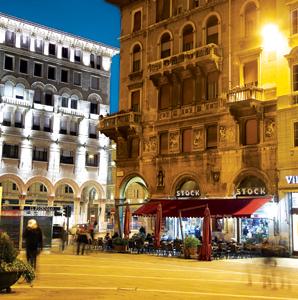 Exploring Trieste